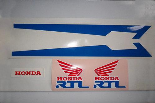 Honda RTL Tank & sidepanel sticker kit