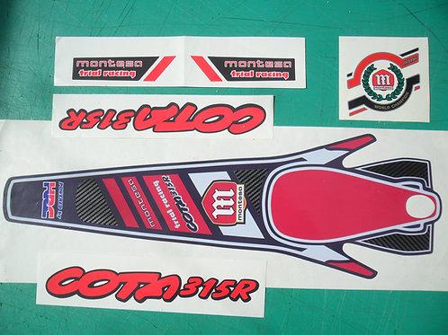 Montesa Cota 315 '99 sticker kit