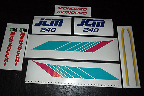 JCM Europa 240 or 325 Decal kit