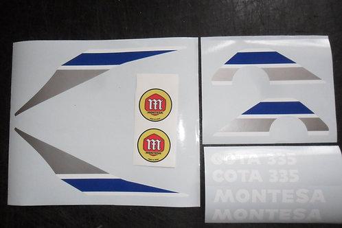 Montesa Cota 335 sticker kit