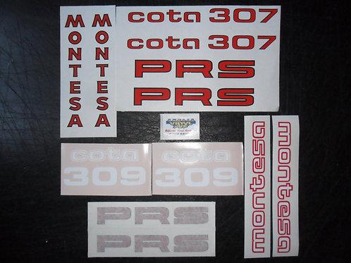 Montesa Cota 307 sticker kit