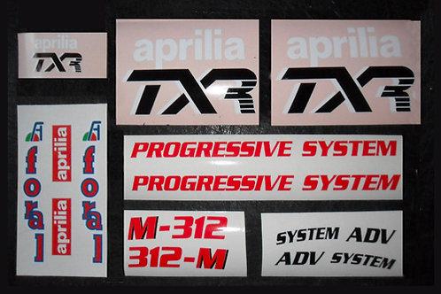 Aprilia TXR sticker kit
