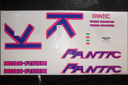 Fantic K-Roo Sticker kit C