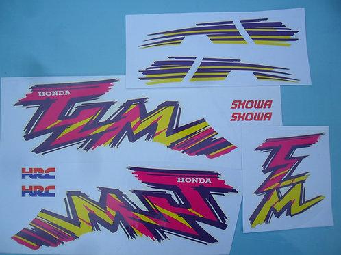Honda TLM 1993 Sticker kit