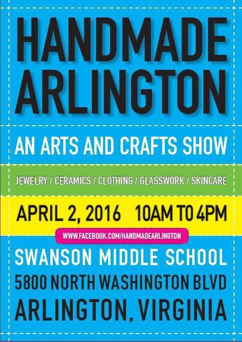 Handmade Arlington's Facebook Page