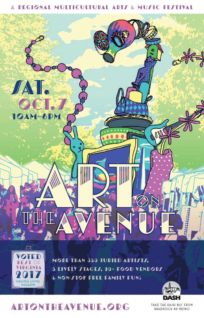 Art on the Avenue Annual Festival