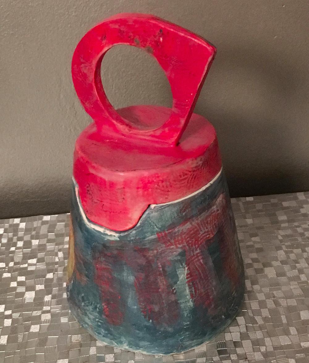 Ceramic Piece by Martha Aleo