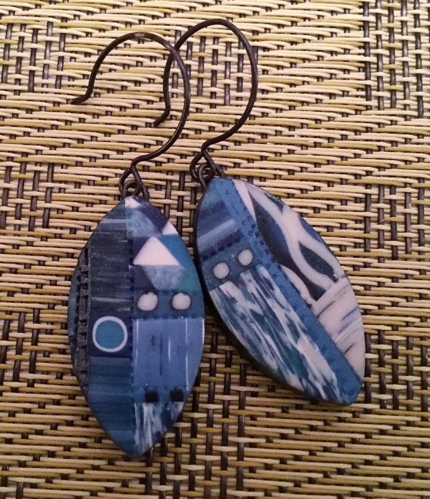 Libby Mills' (Libzoid) Earrings for PAPCG Raffle