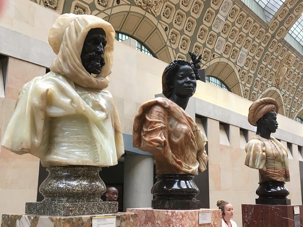 Des sculptures ravissantes de Charles Cordier
