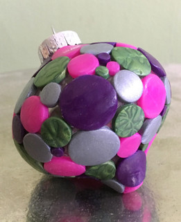 Prototype Molecular Ornament