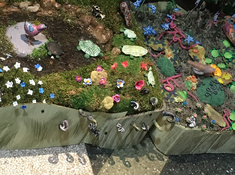Fiddle Heads by ArtSci designs, Flora & Fauna by Various Artists