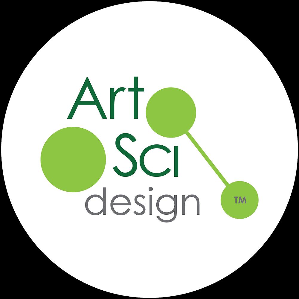 ArtSci designs website logo