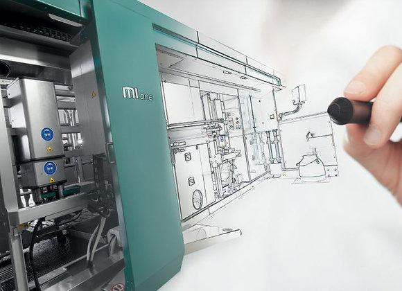 Доильный робот MIone