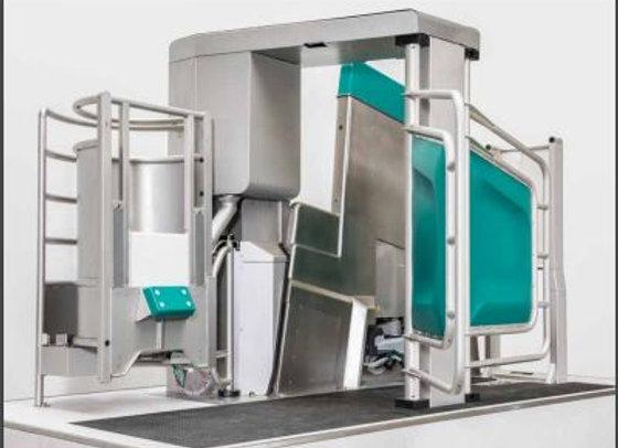 Робот-дояр DairyRobot R9500