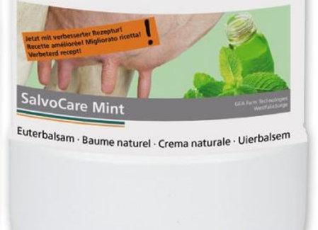 GEA средство ухода за выменем SalvoCare Mint