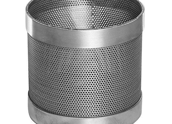 Форма для прессования сыра цилиндр, нержавеющая 5-6 кг