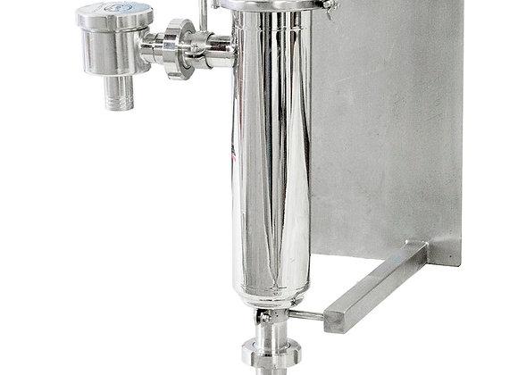 Комплект оборудования для грубой и тонкой очистки молока