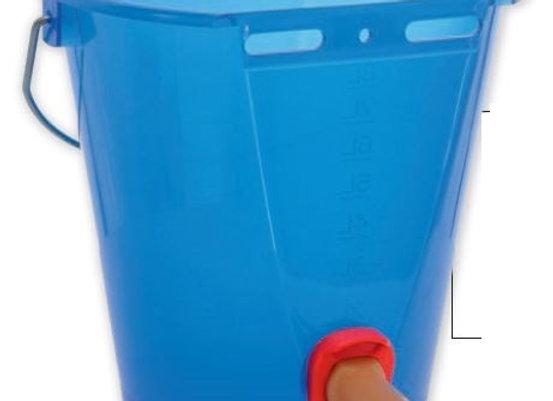 Ведра-поилки с клапаном FixClip для телят