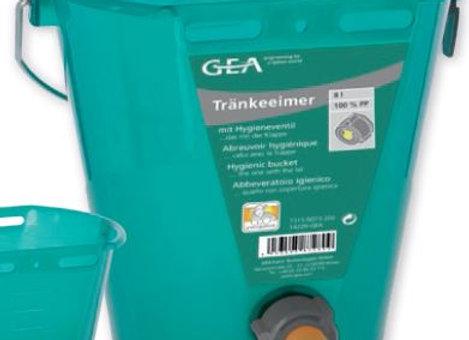 Ведро-поилка GEA с гигиеническим клапаном