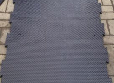 Резиновый мат GEA Autorotor для карусели