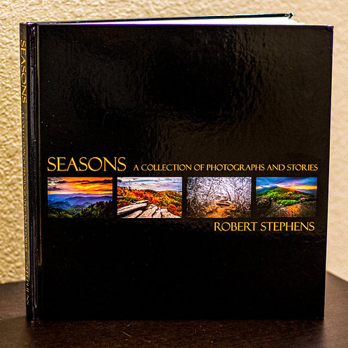 """Seasons"" Blemished Cover Sale! - $26.95"