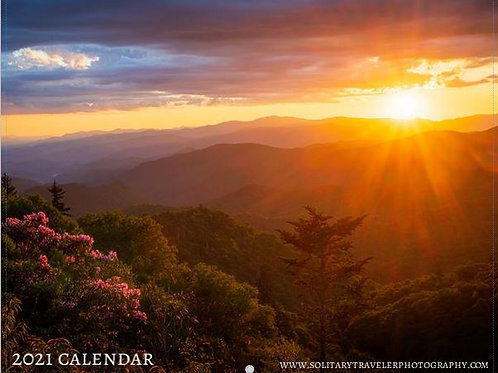 2021 Limited First Edition Photography Calendar