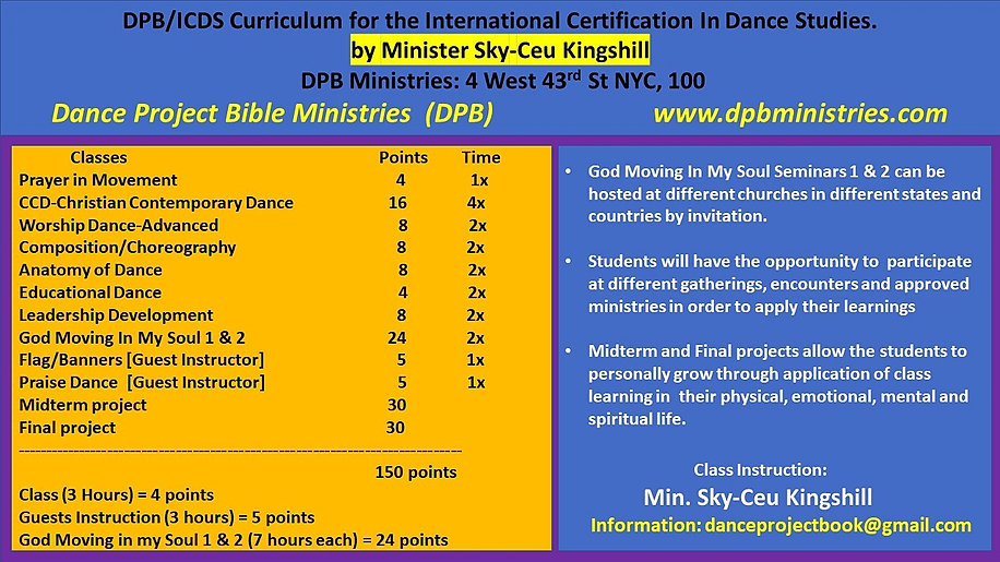 DPB - ICDS Curriculum to Bahamas 2019 by