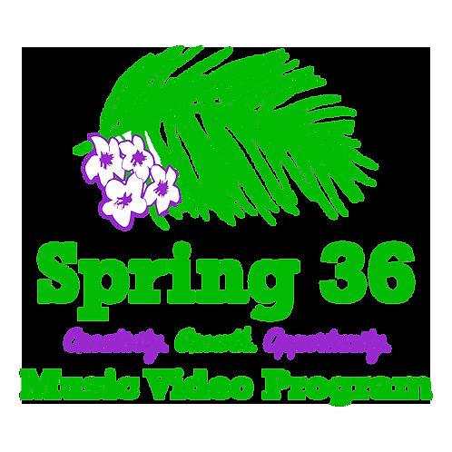 2021 Summer Music Video Program - Full Scholarship