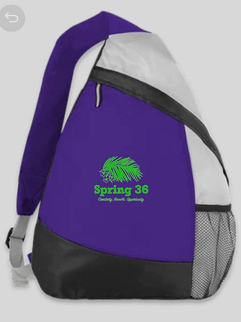Spring 36 Crossbody Bag