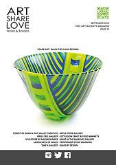 Art Share Love - September 2019 - Cover.