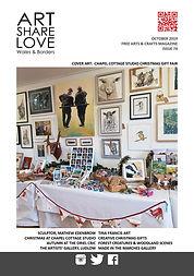 Art Share Love - October 2019 - Cover.jp