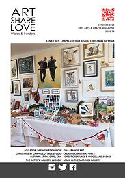 Art Share Love - October 2019 - Cover.jp