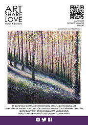Art Share Love - March 2019 - Cover Art