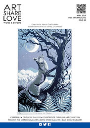 Art Share Love - April 2019 - Cover Art
