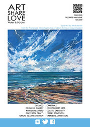 Art Share Love - May - 2019 - Cover - Ma