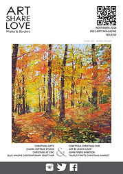 Art Share Love - November 2018 - Cover.j