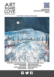 Art Share Love - December 2019 - Cover -