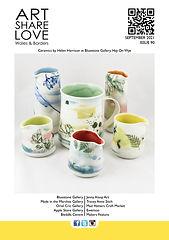 Art Share Love - September 2021 - Cover - Bluestone Gallery.jpg