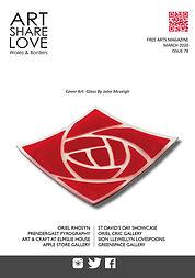 Art Share Love Magazine - March 2020 - C