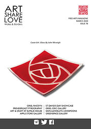 Art Share Love Magazine - March 2020 - C