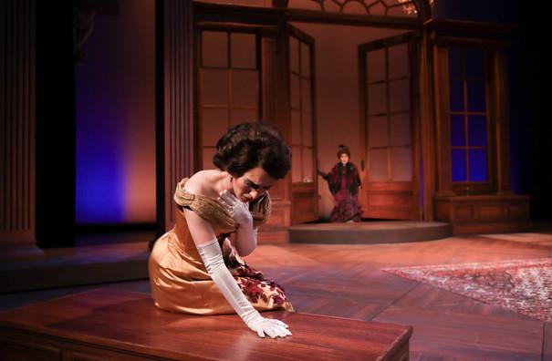 Zoe as Lady Windermere