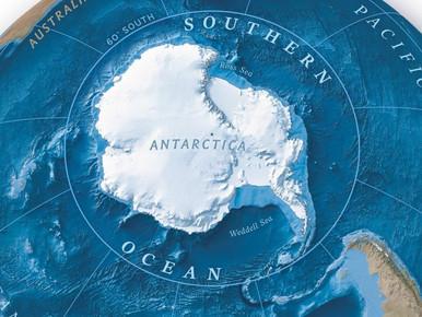 Kartografi oficiálne uznali a na mapu sveta pridali Južný oceán. Teraz ich je na planéte päť.
