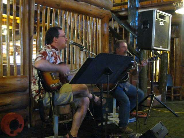 Scott Denniston and Jeff Menuey