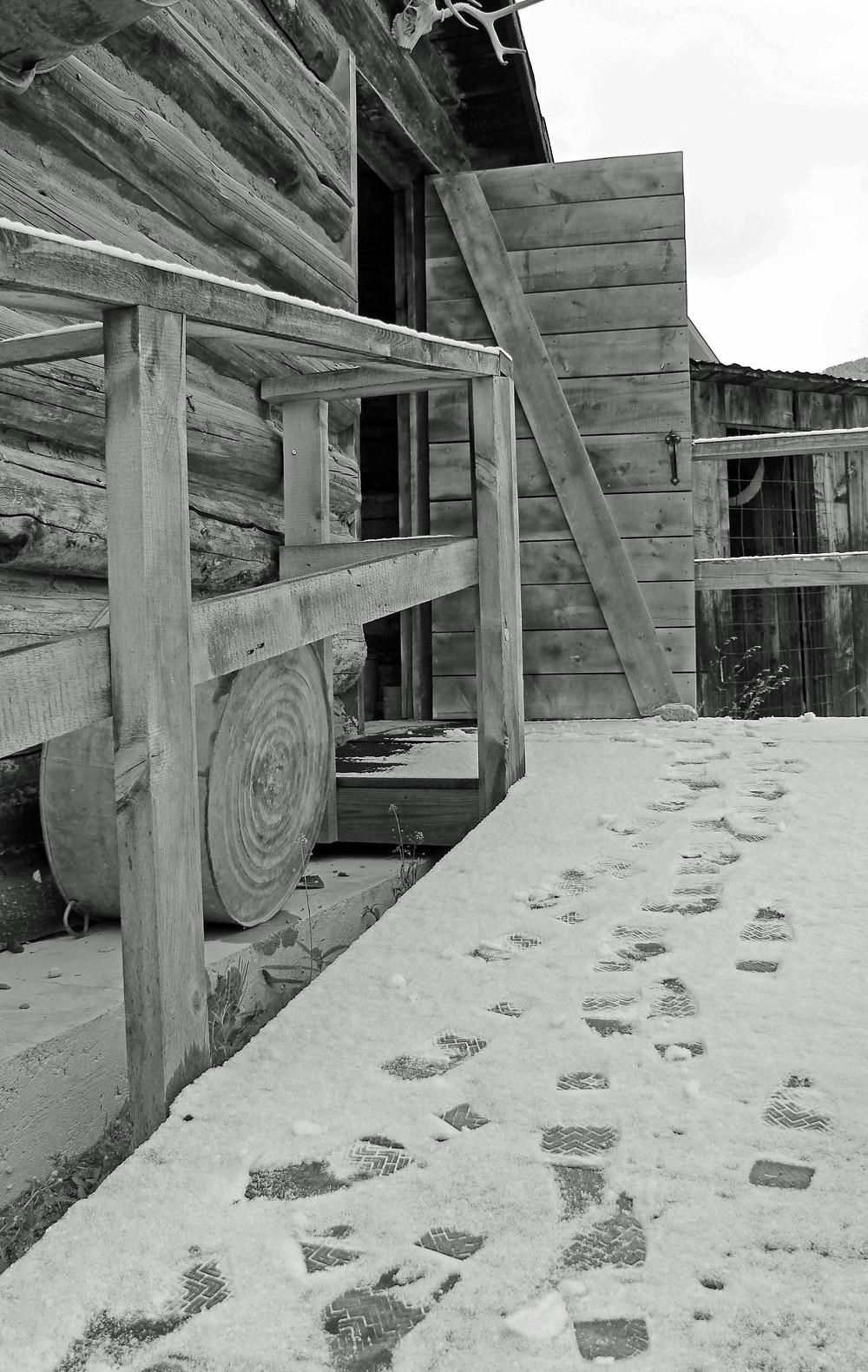 miners cabin snow bw.jpg