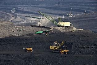 Mining trucks and Shovels