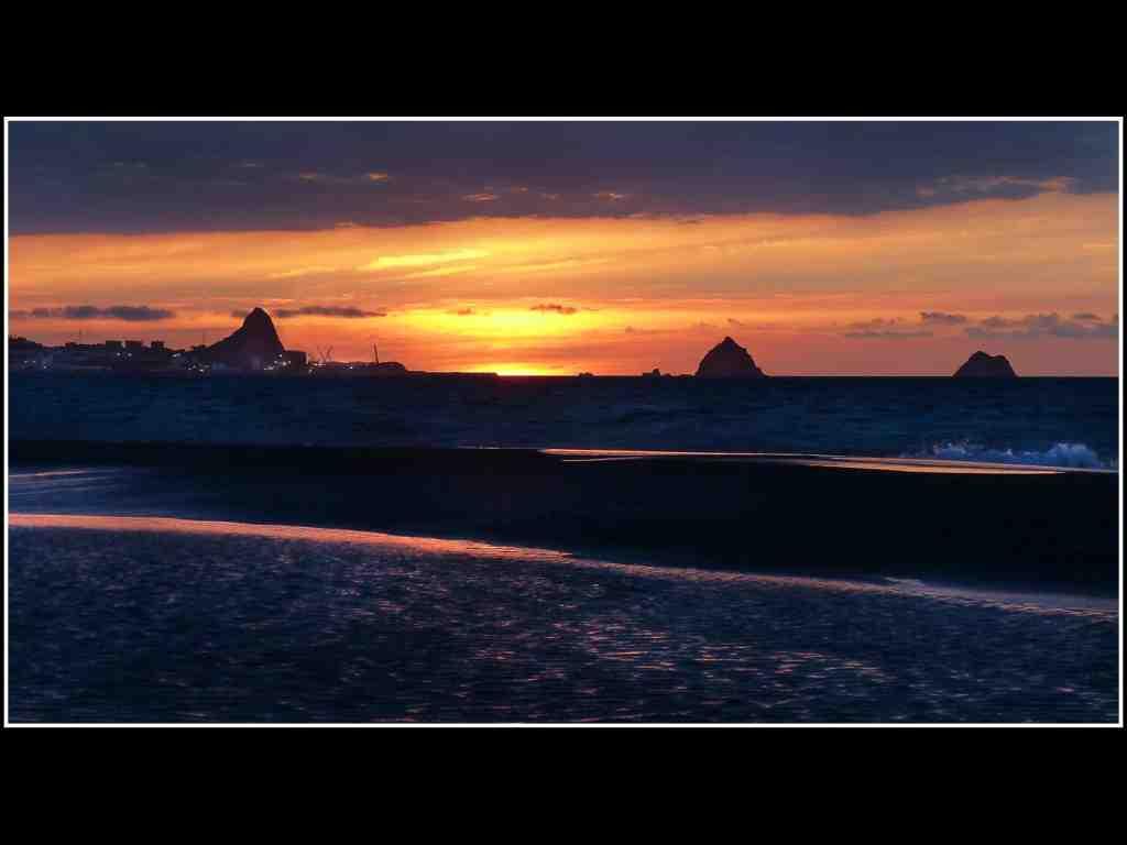 Sundown New Plymouth