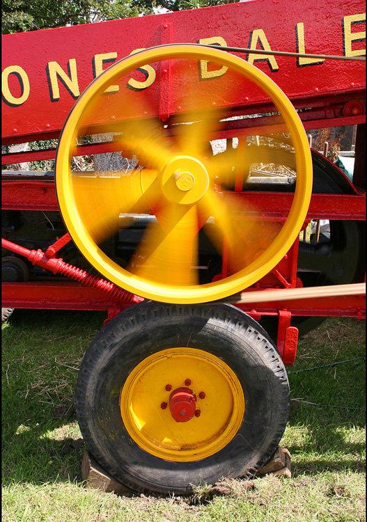 Vintage Baler Wheels.jpg