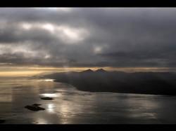 Sunset over Islay