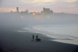 Castle in the Mist By Peter Leadley