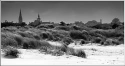 Seaside Grasses By Gordon Corrin